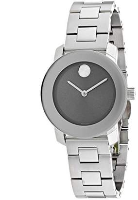 Movado Women's Swiss Quartz Stainless Steel Casual Watch