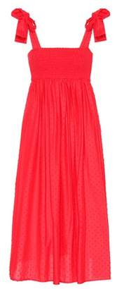 Marysia Swim Lahaina cotton dress