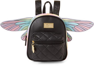 Betsey Johnson Luv Betsey By Mini Winged Backpack