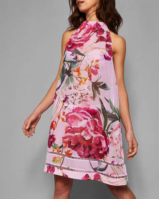 Ted Baker ZAKELSA Serenity scallop cover up
