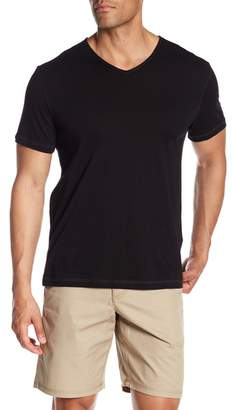 John Varvatos Short Sleeve V-Neck Tee