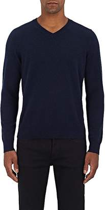 Piattelli MEN'S CASHMERE V-NECK SWEATER