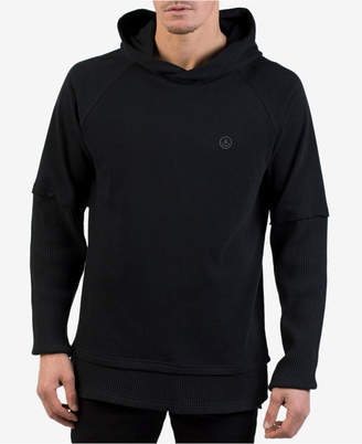 Neff Men's Steezy Layered Pullover Hoodie