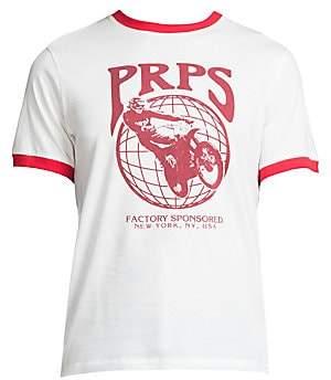 PRPS Men's Ringer Tee