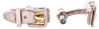 Hermes Buckle Cufflinks