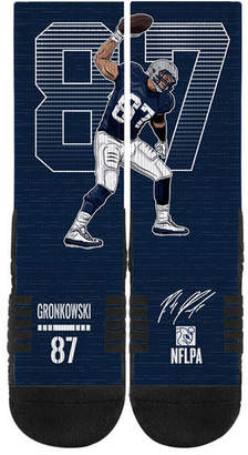 Strideline Rob Gronkowski Action Crew Socks