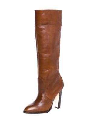 Kors Michael Kors Courtney Tall Boot, Luggage Brown