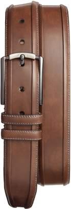 Mezlan Tequila Leather Belt