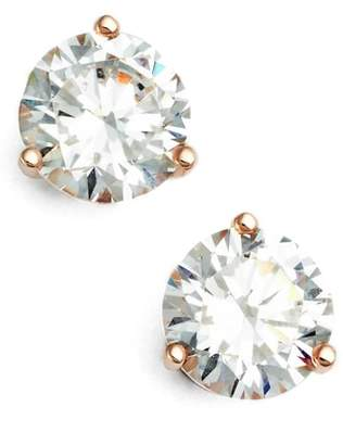 Nordstrom 2ct tw Cubic Zirconia Earrings