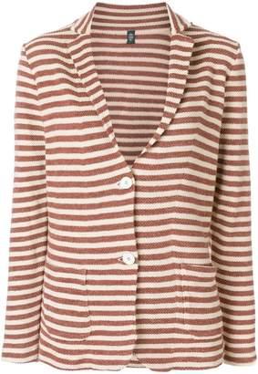 Eleventy striped blazer