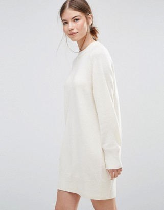 Wood Wood Rosa Sweater Dress $151 thestylecure.com