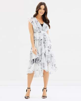 DECJUBA Mia Layered Ruffle Dress