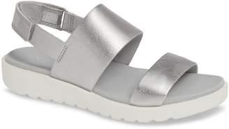 Ecco 'Freja' Two-Strap Sandal