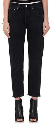 Icons Women's Reconstructed Slim Jeans - Assorted Black