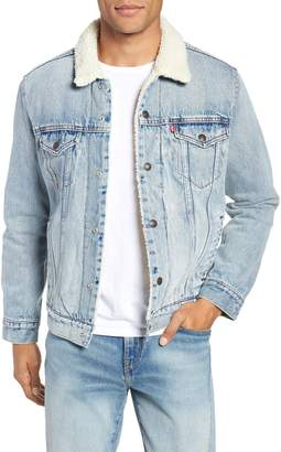 Levi's Type 3 Faux Shearling Trucker Jacket