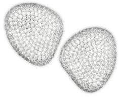 Adriana Orsini Atrani Clip Button Earrings