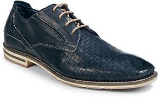 Bugatti Woven Leather Oxfords