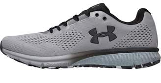 Mens UA Charged Spark Neutral Running Shoes Silver