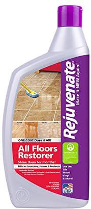 MOP Rejuvenate All Floors Restorer Fills in Scratches – Protects & Restores Shine – No Sanding Required – 32 oz.
