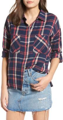 Rip Curl Ride Along Flannel Shirt