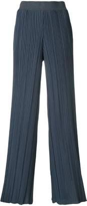 Fabiana Filippi pleated palazzo trousers