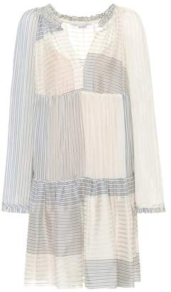 Stella McCartney Cotton and silk dress