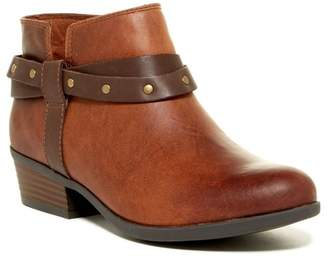 Clarks Addiy Zoie Leather Ankle Boot - Wide Width Available