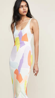 Alice + Olivia James Scoop Neck Dress