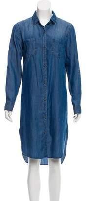 Rails Chambray Midi Dress