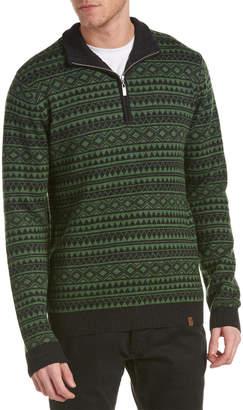 Neve Peter Merino 1/4-Zip Sweater