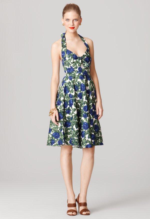 Halter Carolina Dress