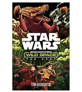 Star Wars Hardie Grant The Nest - Adventures In Wild Space