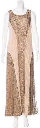 Chanel Embellished Evening Dress
