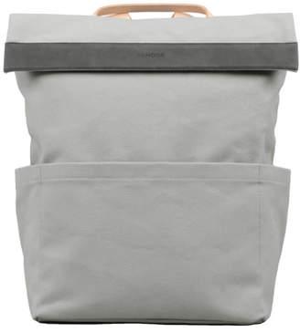 Vanook Cotton Zip Backpack
