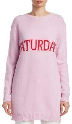 Alberta Ferretti Rainbow Week Capsule Days Of The Week Saturday Tunic