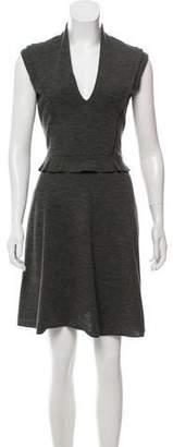 Proenza Schouler A-Line Sleeveless Dress