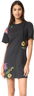 3.1 Phillip Lim Floral Embroidered Dress $450 thestylecure.com