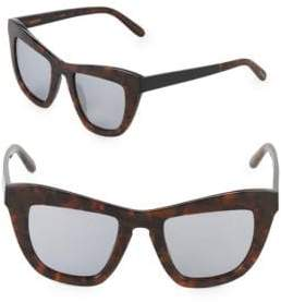 Vera Wang 52MM Butterfly Sunglasses