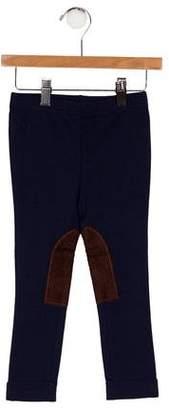 Ralph Lauren Boys' Patch Knit Leggings w/ Tags