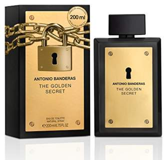Antonio Banderas The Golden Secret for Men Eau de Toilette Spray
