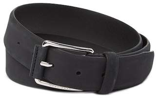 BOSS Catios Nubuck Leather Belt