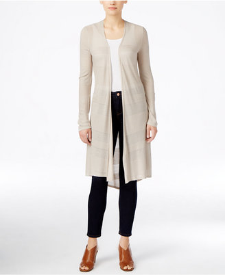 Style & Co. Duster Cardigan, Only at Macy's $59.50 thestylecure.com