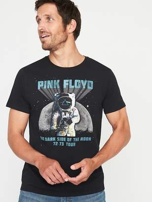 "Old Navy Pink Floyd ""The Dark Side of the Moon '72-'73 Tour"" Tee for Men"