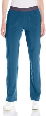 Cherokee Women's Infinity Low Rise Slim Pull-on Pant