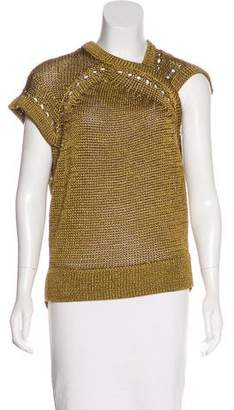 VPL Knit Sleeveless Top