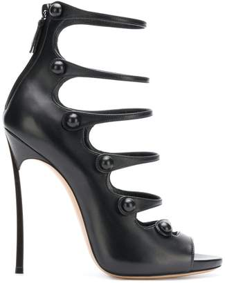 Casadei open-toe strappy sandals