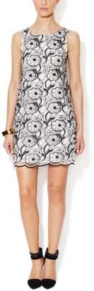 Erin Fetherston 3D Floral Dress