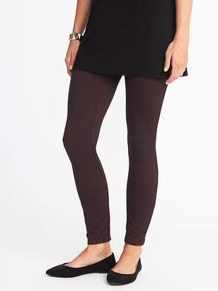 Old Navy Stevie Ponte-Knit Herringbone Pants for Women