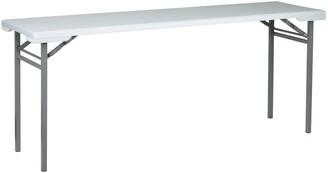 Work Smart Indoor / Outdoor Multi-Purpose Folding Table