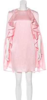 Valentino Satin Mini Dress